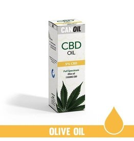 CanOil Full Spectrum CBD Hanfsamenöl 5% - 30ml