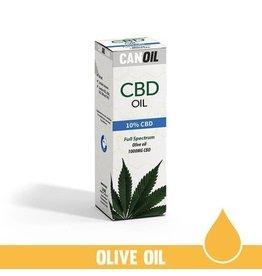 CanOil Full Spectrum CBD Hemp Seed Oil 10% - 10ml