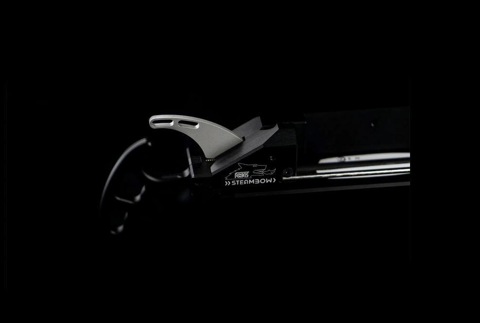 Steambow FENRIS Compoundbogen Topoint M1 mit Magazin - BK
