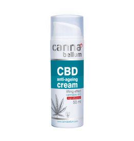 Cannabellum Crème anti-âge au CBD 50 ml