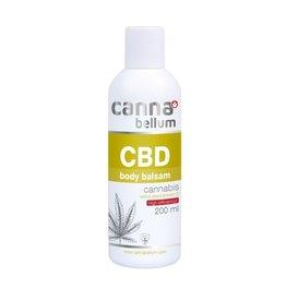 Cannabellum Baume corporel au CBD 200 ml
