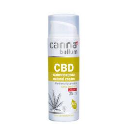 Cannabellum Crème Naturelle CBD Canneczema 30ml