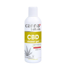 Cannabellum Gel douche au CBD 200 ml