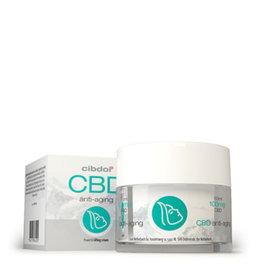Cibdol Crème anti-âge au CBD