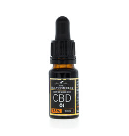 The Holy Company CBD aroma oil 7.5% pumpkin seed oil 10ml