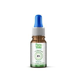 Pura Vida CBD Öl 10% Olive Oil