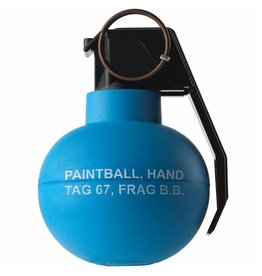 TAGinn Grenade à fragmentation de paintball TAG-67 cal.50 - BL