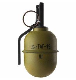 TAGinn TAG-19 AirSoft BB frag grenade - OD