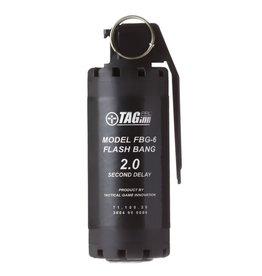 TAGinn FBG6 2.0 Flashbang Sound Grenade - BK