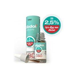 Cibdol Liposomales CBD Öl 2.5%