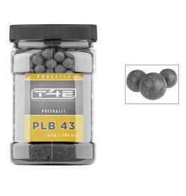 Umarex T4E Practice PLB 43 Polyballs - Cal.43-500 pièces