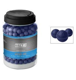 Umarex Balles de marquage T4E Sport MAB 43 bleues - 500 pièces