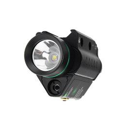 RTI Optics Taclight green laser combo - BK
