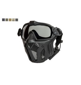 Ultimate Tactical Impact protective mask with fan