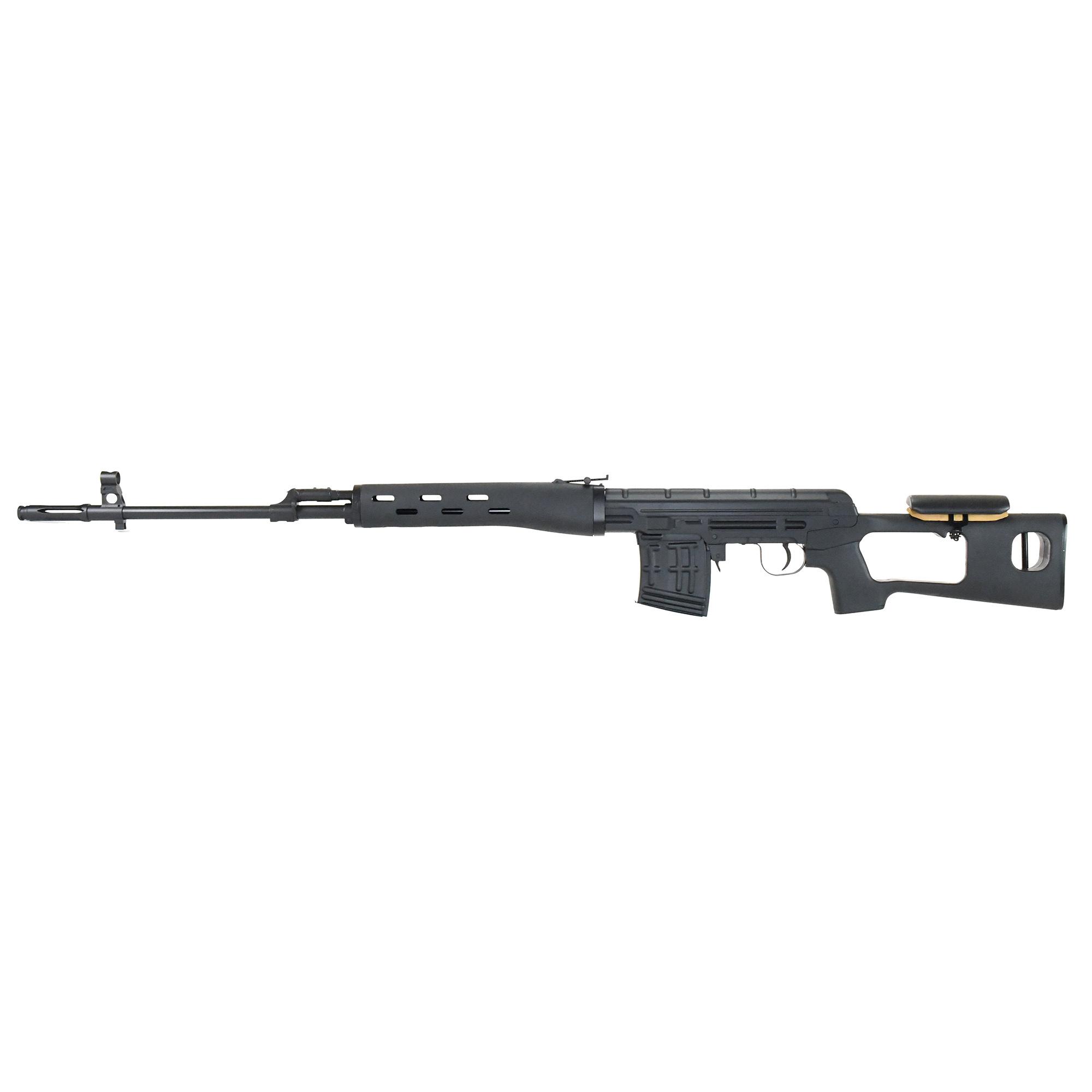 KOER SVD Dragunov Sniper Action Bolt Spring 2.31 Joule - BK