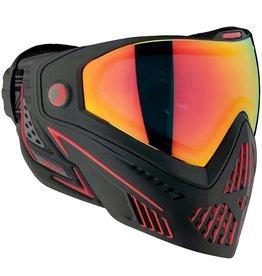 Dye Masque de protection thermique I5 FIRE - Rouge-BK
