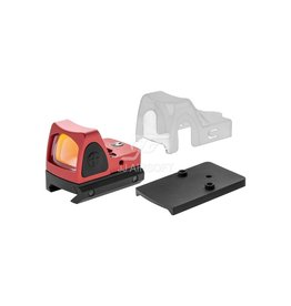 JJ Airsoft RMR Red Dot with Glock mount - RD