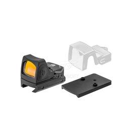 JJ Airsoft RMR Red Dot mit Glock mount - BK