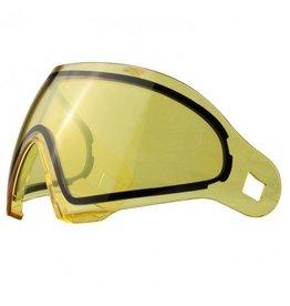 Dye Verre de masque thermique I4 / I5 - Jaune
