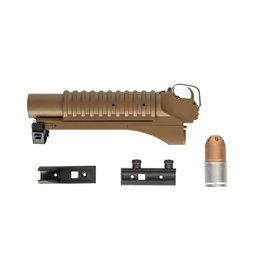 Double Bell/DBoys lance-grenades court M203 4 en 1 - TAN