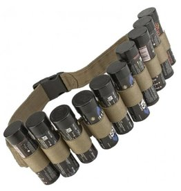 Enola Gaye HANG TEN 10 smoke grenade belt - TAN