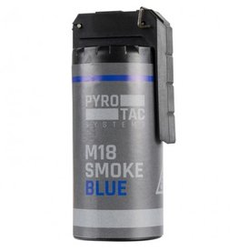 PyroTac M18 smoke grenade with rocker arm - different colors