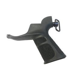 APS Poignée de pistolet M4 avec support de sangle QD - BK