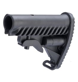 APS Modular Retractable Rear LE-Stock für M4/ M16 - BK