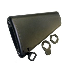 ICS Short Fixed Stock M4/M16 - BK