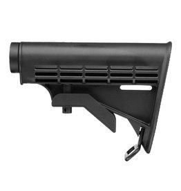 ICS Retractable stock M4/M16 - BK