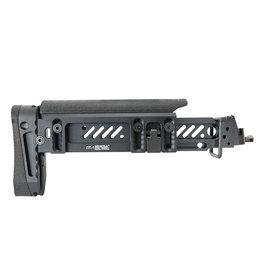 LCT Folding Buttstock ZPT-1 for AK47 / 74/105 Series - BK