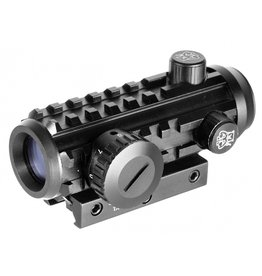 ACM Tactical 1x30T Combat Tactical Red Dot - BK