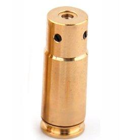 NCS Boresight laser cartridge caliber 9mm Luger