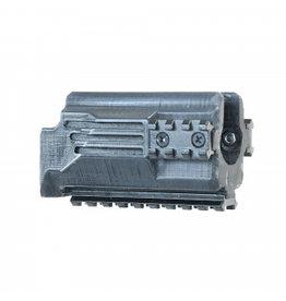 NPO AEG Protection des mains RIS pour répliques 9A-91, VSK-94 - BK