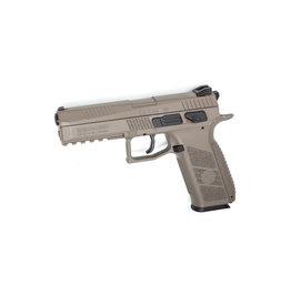 ASG CZ P-09 Duty4,5 mm GBB 3,7 Joule - TAN
