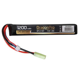 DragonPro 7.4V 1200mAh 20C Stick