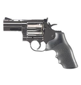 ASG 2,5 Zoll Dan Wesson Revolver 6 mm BB 1,2 Joule - Stahlgrau