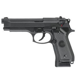 ASG M9 Classic CO2 Airgun 4.5 mm BB 1.6 Joules - BK