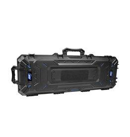 ASG Tactical Rifle Case Waffenkoffer Trolley - BK