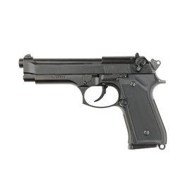 ASG M9 Gas Softairpistole 6 mm NBB 0,8 Joule - BK