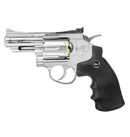 ASG 2,5 Zoll Dan Wesson 4,5 mm BB 1,7-2,0 Joule - Silber