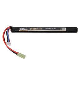 DragonPro 11.1V 1200mAh 25C Stick