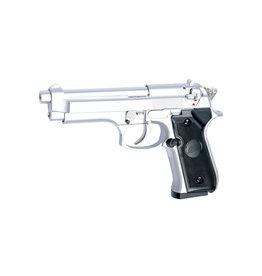 ASG M92F NBB 6mm BB 0,6 Joule - Silber