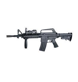 ASG M15 A1 Armalite Karabine Komplettset 6mm BB  0,7 Joule - BK