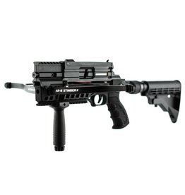 Steambow AR-6 Stinger II arbalète pistolet tactique 18 Joules - BK