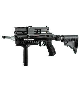 Steambow Ballesta Pistola Táctica AR-6 Stinger II 18 Julios - BK