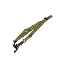 Ultimate Tactical Gewehrriemen Typ MAGPUL MS2 - OD