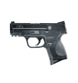 Smith & Wesson M&P 9c PSS - spring pressure - 0.50 joules - BK