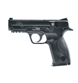 Smith & Wesson M&P40 PSS - Federdruck - 0,50 Joule - BK