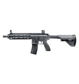 H&K HK416 D Federdruck  0,50 Joule - BK